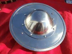 11 Inch Steel Buckler